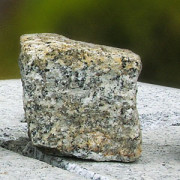 Kostka granitowa biała