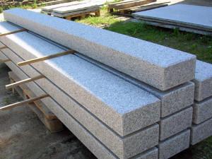 Hyzynski palisady granitowe