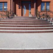 schody granitowe strzegom