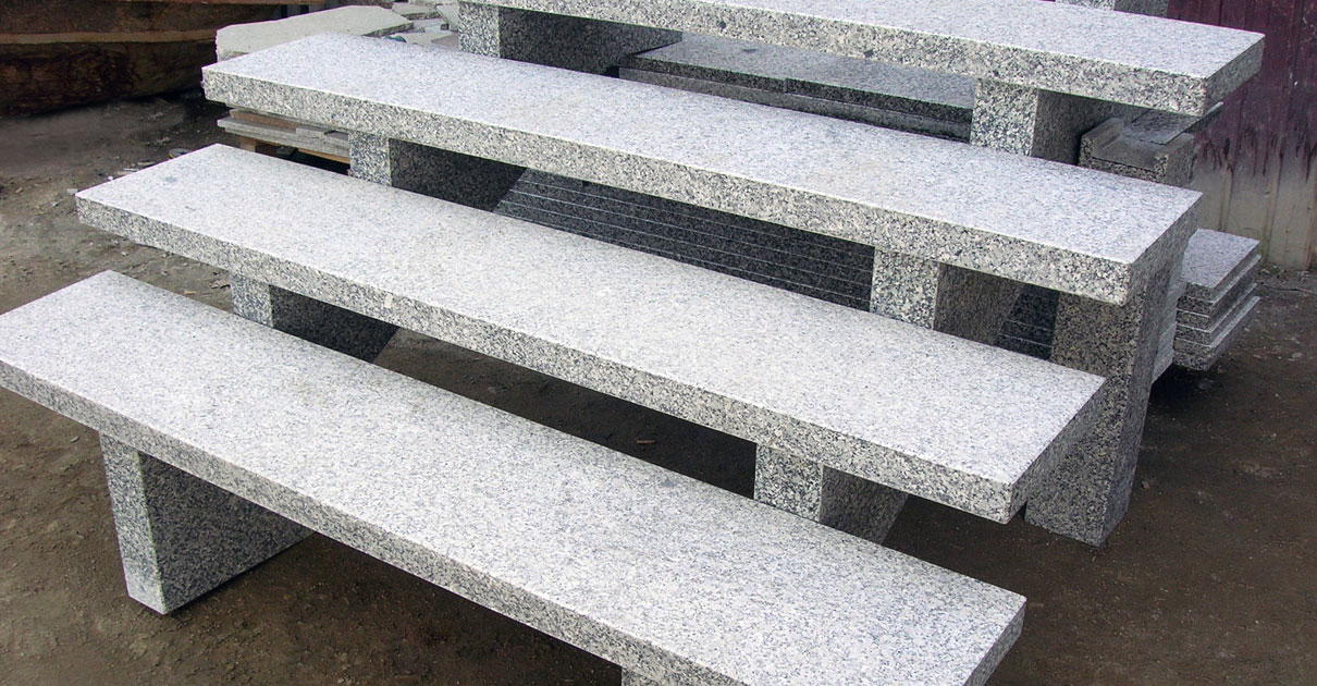 Najnowsze Schody granitowe Strzegom - wewnętrzne i zewnętrzne | HYŻYŃSKI MP14