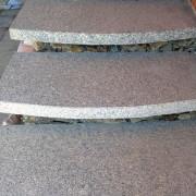 Schody granitowe Strzegom Hyzynski